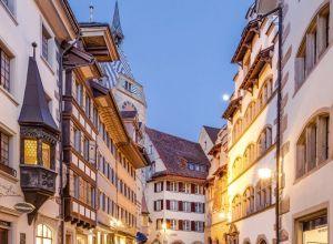 Zug Altstadt - Logorom, Immobilienfotograf, Immobilien, Fotograf, Marcel Roos, Drohnenaufnahmen, Zug, Zürich, Schwyz, Luzern